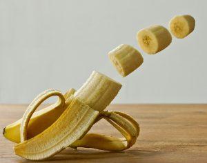 Bananen bedeuten viel Power