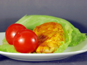Kipfilet mals en sappig bakken - hoe gaat dit?