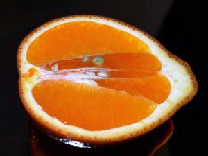 Sauce Maltaise met verse sinasappelsap