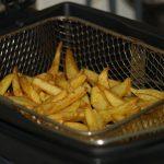 Wie selbstgemachte Pommes frites herstellen