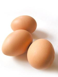 Hoe herken je dat een ei vers is